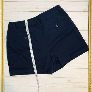 Laundry By Shelli Segal Shorts - Laundry By Shelli Segal Navy Shorts
